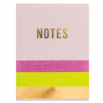 Lavender & Neon Pocket Notes